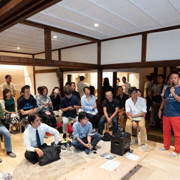 溝ノ口のシェアオフィスnokuticaで開催された「発達障害」をテーマとしたコシガタリが大盛況!