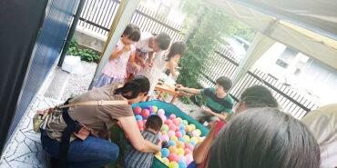 かわいい小さな子供の夏まつりが武蔵新城のフリースペースNAYA で開催されます!